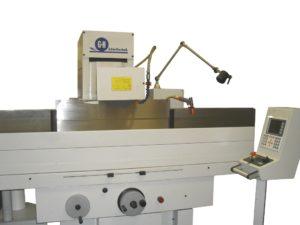 Geibel und Hotz; 600 mm x 400 mm; Schleifmaschine; weiß